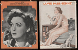 La Vie Parisienne N°1 De 1943 Port Fr 1,56 Ou 3,12 € - Livres, BD, Revues