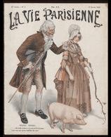 La Vie Parisienne N°3 De 1943 Cochon Port Fr 1,56 Ou 3,12 € - Livres, BD, Revues