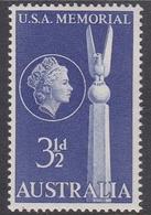 Australia ASC 314 1955 Australia-America Friendship, Mint Never Hinged - Mint Stamps