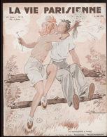 La Vie Parisienne N°10 De 1943 Cochon Port Fr 1,56 Ou 3,12 € - Livres, BD, Revues
