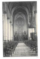 Montigny Sur Sambre (Neuville)  ( M  4149 )  Intérieur De L'Eglise Des Frères Mineurs - Charleroi