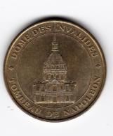 Monnaie De Paris DÔME DES INVALIDES   TOMBEAU DE NAPOLEON 2003 - Monnaie De Paris