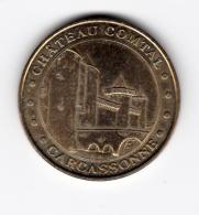 Monnaie De Paris CHATEAU COMTAL   CARCASSONNE 2006 - 2006