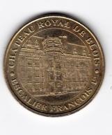 Monnaie De Paris CHATEAU ROYAL DE BLOIS   ESCALIER FRANCOIS 1er  2006 - Monnaie De Paris