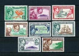 Islas Pitcairn (Británicas)  Nº Yvert  1/8  En Nuevo* - Sellos