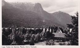 LAGO TODOS LOS SANTOS. PEULLA. CERRO TECHADO. CHILE. CIRCA 1938- BLEUP - Chili