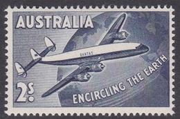 Australia ASC 334 1958 Inauguration Of Around The World Flight, Mint Never Hinged - 1952-65 Elizabeth II : Ed. Pré-décimales