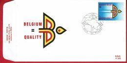 1987 - Belgique - FDC - Oblitération De Brugge - Année Du Commerce Extérieur - Tp N° 2262 - FDC