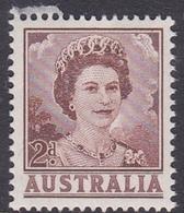Australia ASC 342  1962 Queen Elizabeth II Definitives 2d Red Brown, Mint Never Hinged - 1952-65 Elizabeth II : Ed. Pré-décimales