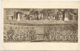 X3211 Badia Greca Di Grottaferrata (Roma) - La Basilica - Pitture E Mosaici Dell'Arco Trionfale / Non Viaggiata - Italia