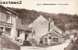 POULANGY RUE DE LA CROISEE SCIERIE L'ECONOMIE MODERNE BUVETTE 52 - France