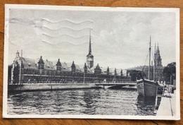 COPENHAGEN BORSEN  FOR ITALY  1949 - Danimarca