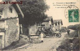 SAINT-MIHIEL CITE RAMEAU ET ENTREE DE BEL-AIR AUTOMOBILE 55 MEUSE - Saint Mihiel