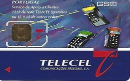 Mobil Phonecard TELECEL - SIM GSM - Portugal - Portugal