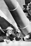 WW2 - Roosevelt Et L'Amiral Bloch, Commandant La Marine US - 1939-45