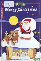 Télécarte Japon NOËL (2121) MERRY CHRISTMAS * Phonecard * Telefonkarte WEIHNACHTEN JAPAN * KERST NAVIDAD * NATALE - Noel
