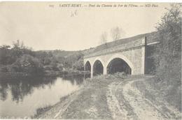 Saint-Rémy - Pont Du Chemin De Fer De L'Orne - France