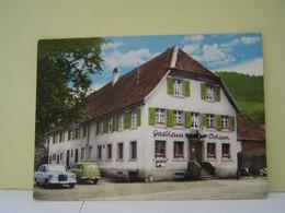 MUHLENBACH (ALLEMAGNE) LES VOITURES.  GASTHAUS UND PENSION Z. OCHSEN.   100_5864GRT. - Germania