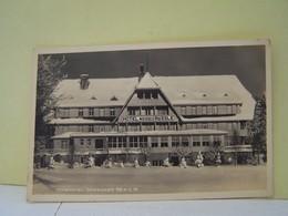 HINTERZARTEN (ALLEMAGNE) LES COMMERCES. HOTEL WEISSES ROSSLE.   100_5866GRT - Hinterzarten