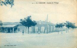 ALGERIE(EL KREIDER) - Other Cities