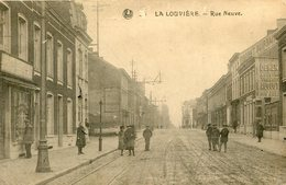 BELGIQUE(LA LOUVIERE) - La Louvière