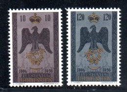 Liechtenstein / N 513 Et 514 / NEUFS** - Liechtenstein