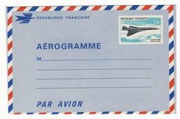 AERO 1F Concorde - Entiers Postaux