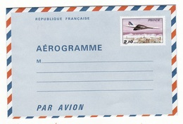 AERO 2,10 Concorde - Aerogramas