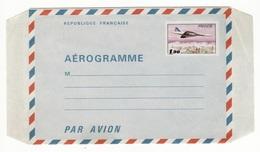 AERO 1,90 Concorde - Aerogramas