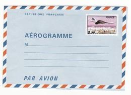 AERO 2,35 Concorde - Aerogramas