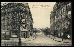 Issy-les-Moulineaux - L' Avenue De L'Hôtel De Ville - Issy Les Moulineaux