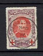 BELGIUM... - 1918 Croix-Rouge