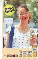 Télécarte Japon * Sport * TENNIS * (2083)  MONICA SELES * PHONECARD JAPAN * TELEFONKARTE - Sport