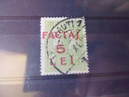 ROUMANIE  TIMBRE   YVERT N° CP 5 - Paquetes Postales