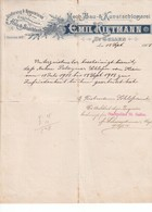 2498  ST.GALLEN  1908 - Suisse