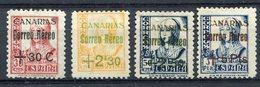 PATRIOTICOS     Canarias      Nº 40 / 43   Charnela  -1046 - Emisiones Nacionalistas