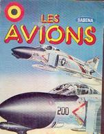 « SABENA – Les Avions » Album Complet (1978) Distribué Par ROSSEL, Bxl - Albums & Catalogues