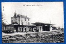 Saint Saviol  / La Gare ( Vue Intérieure ) - Other Municipalities