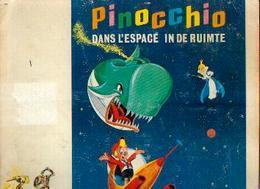 Chocolat) JACQUES « Pinocchio Dans L'espace » - Album Complet - Jacques