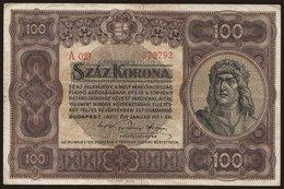 100 Korona, 1920 - Hungary