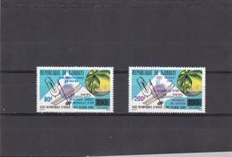 Djibouti Nº A141 Al A142 - Yibuti (1977-...)