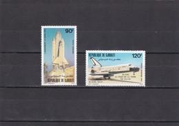 Djibouti Nº A155 Al A156 - Yibuti (1977-...)