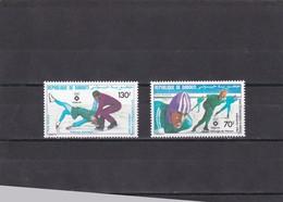 Djibouti Nº A195 Al A196 - Yibuti (1977-...)