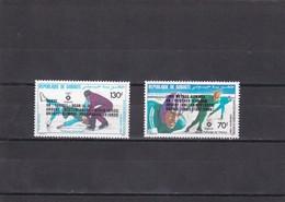 Djibouti Nº A200 Al A201 - Yibuti (1977-...)