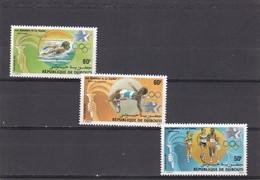 Djibouti Nº A204 Al A206 - Yibuti (1977-...)