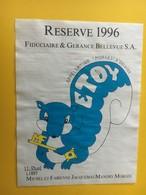 8489 -  Réserve 1996 Fiduciaire & Gérance Bellevue Etoy Suisse - Other