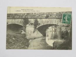 C.P.A. 91 ORSAY Le Pont Sur L'Yvette, En 1913 - Orsay
