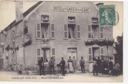 Côte-d'Or - Leuglay - Hôtel Charreau - France