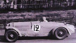 24 Heures Au Mans 1939  -  Delahaye 135CS  -  Pilote: Louis Villeneuve   -  15x10 PHOTO - Le Mans
