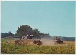 Panzer 68 Swiss Armi - Matériel